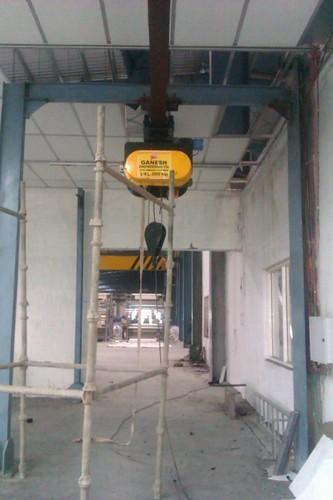 Industrial Hoist