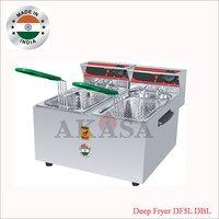 Akasa Indian Electric Double Deep Fryer