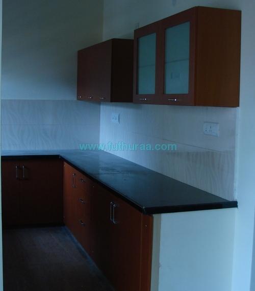 Kitchen Unit with Storages