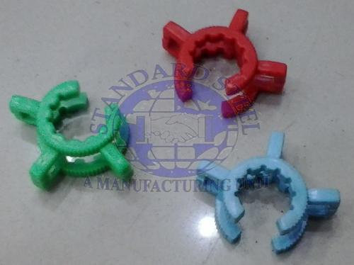 laboratory glassware clips