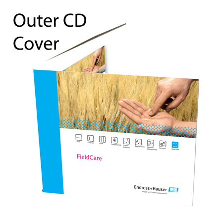 Outer Cd Cover Printing Services