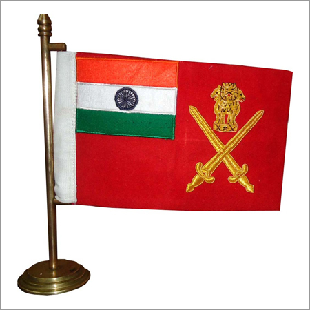 Chief Minister Table Flag
