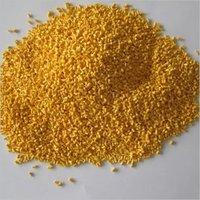 ABS yellow granules Abs yellow Dana