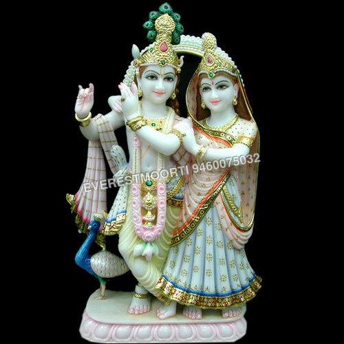 Marble Radha kishan