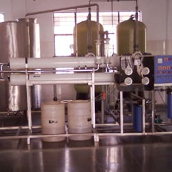 Packaged Drinking Water Plants