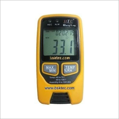 Digital Temperature Humidity Data Loggers