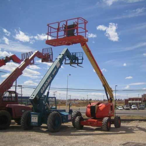 Manlift Crane Rentals