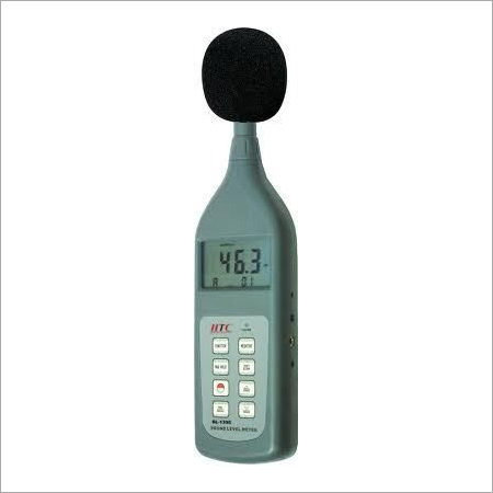 Digital Portable Sound Level Meters