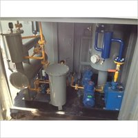 Hydraulic Oil Filtration Plant