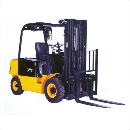 LPG / Petrol Forklifts