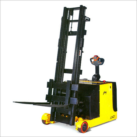 Electric Counterbalanced Stackers