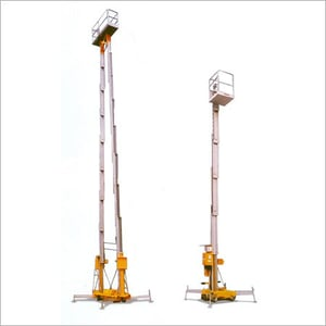 Leader Personal Lifts  (AP & APD Series)