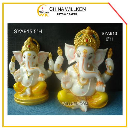 Polyresin Hindu God Statues