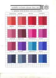 Wool Dyes