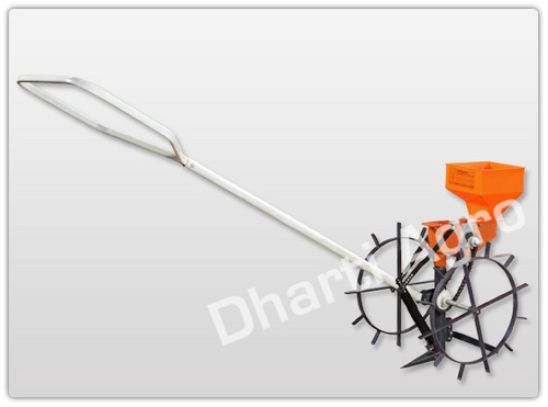 Manual Operated Automatic Seed Drill