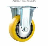 Polypropylene Wheels with Single Ball Bearing