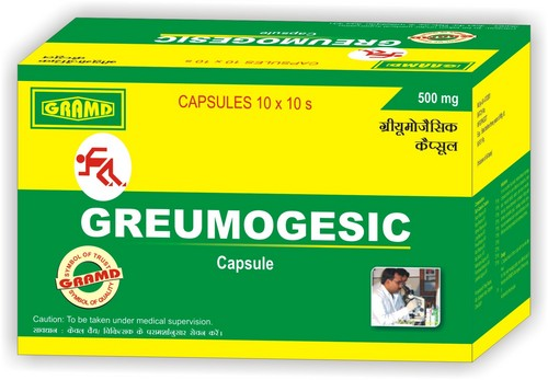 Joints and Muscular Pain Ayurvedic Capsule