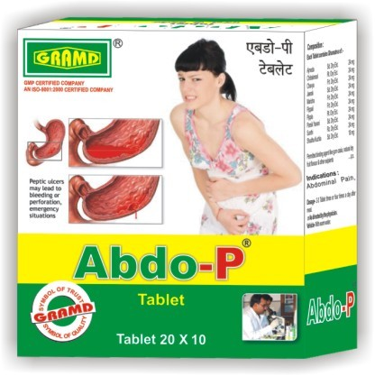 Abdominal Pain Tablet