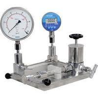 Pressure Gauge Comparator