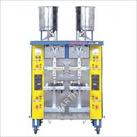 Fully Automatic Pepsi Pouch Packing machine