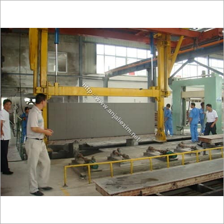 AAC Blocks Making Indutrial Machine