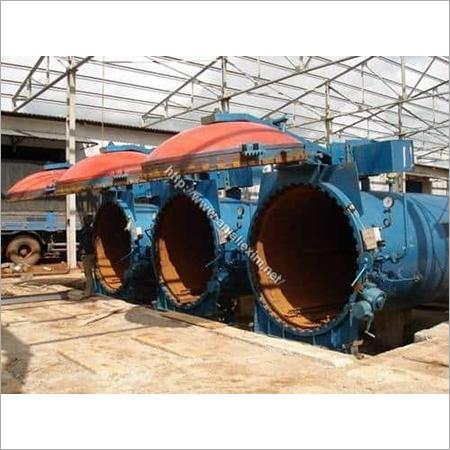 Aerated Autoclaved Concrete Blocks Machine