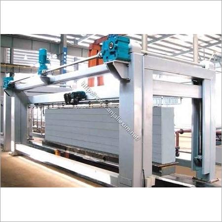 Full Automatic AAC Block Machines