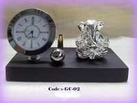 Table Top Ganesha with Watch