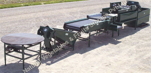 Fruit and Vegetable Sorting Grading Machine