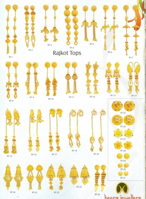 Golden Rajkot Tops