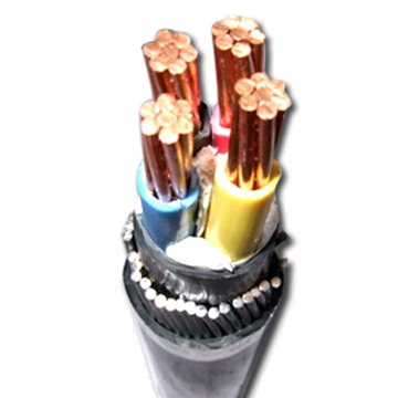 PVC  Armoured Cable