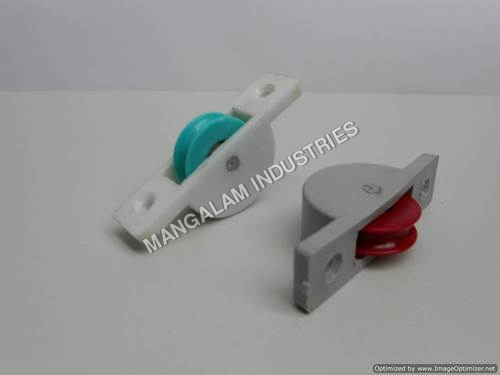 Sliding Window Roller Cover Bracket