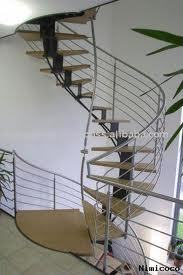 SS Round Staircase Railing