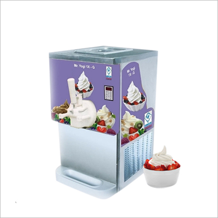 Single Flavour Frozen Yogurt Machine - Table Top
