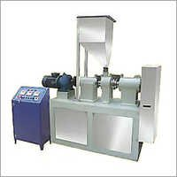 Twin Screw Kurkure Extruder Machine
