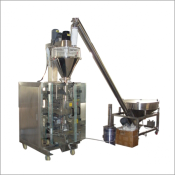 Collar Type Packing Machine With Screw Conveyor