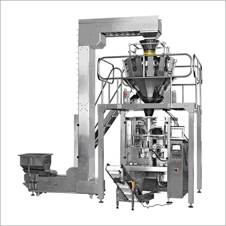 Chips Namkeen Pouch Packing Machine