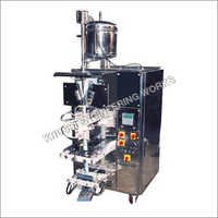 Milk Dairy Product Pouch Packing Machine