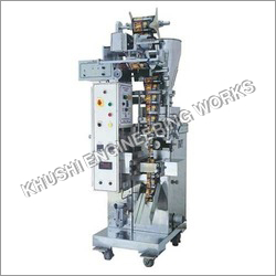 FFS Pouch Packing Machine Volumetric Cup Filler
