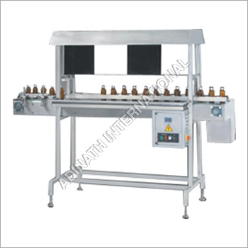 Online Vial & Bottle Inspection Machine