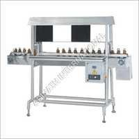 Online Vial & Bottle Inspection Machine