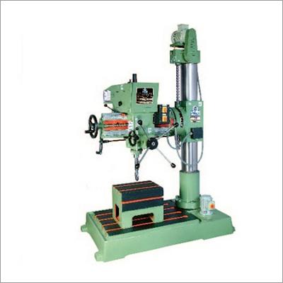 38mm cap Radial Drilling Machine