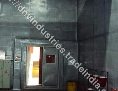 Industrial Control Rooms