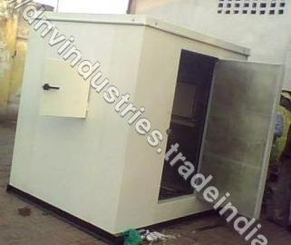 Pressed Flush Metal Doors
