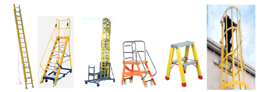 Glass Reinforced Plastic Ladders - GRP Ladders Manufacturer