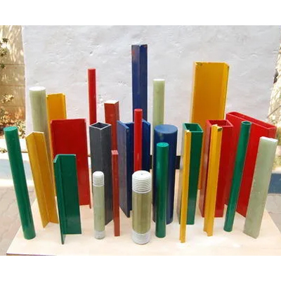 FRP Epoxy Pultruded Profiles