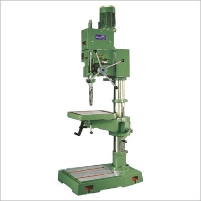 40mm cap All Geared Pillar Drilling Machines