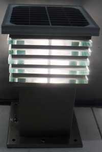 Solar Bolard Garden Light