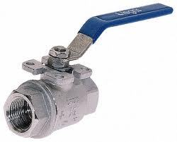 cf8 ball valve