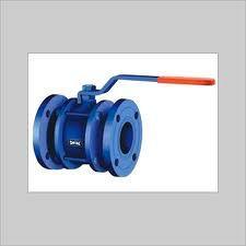 pvc flange end ball valve
